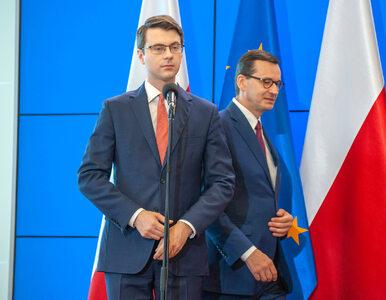 """""""Niedyskrecje parlamentarne"""": Jak obecny szef CIR był partyjnym..."""
