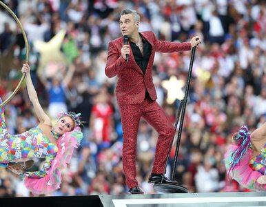 """Rosjanie zakazali Robbiemu Williamsowi śpiewania """"Party Like a Russian""""...."""