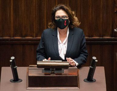"""Kidawa-Błońska zarzuca Witek kłamstwo. """"Na Konwencie Seniorów nie było..."""