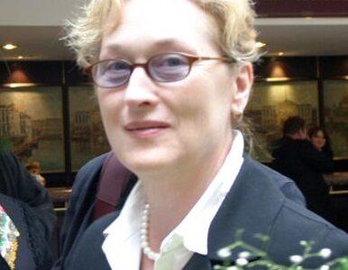 Meryl Streep o Polsce: Myślałam, że dogoniliście Zachód