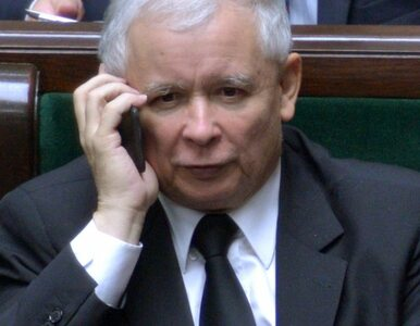 Kaczyński: drugie exposé Tuska? Nie zabiorę głosu