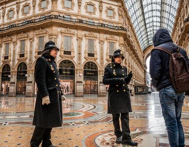 Dramatyczne informacje z Włoch. Zmarło kolejne 600 osób