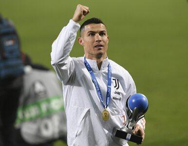 Cristiano Ronaldo najlepszym strzelcem w historii. Strzelił 760. bramkę...