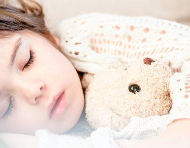 Dlaczego dzieci tak długo śpią? Wyjaśnia to badanie