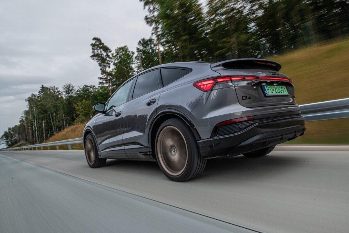 Audi Q4 E-Tron Sportback