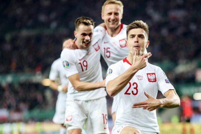 Tomasz Kędziora, Kamil Glik i Krzysztof Piątek