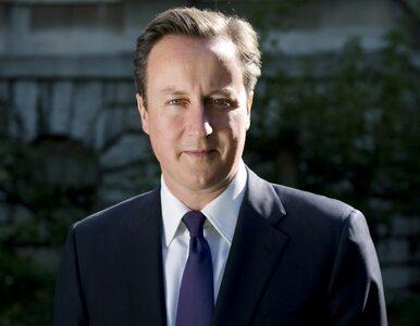 Wizyta Davida Camerona w Polsce. Dzisiaj spotkanie z Beatą Szydło