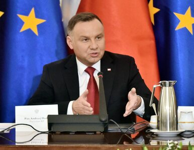 Andrzej Duda zabrał głos ws. przymusowych szczepień przeciwko COVID-19