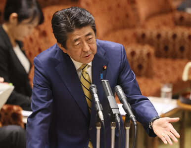 Premier Japonii po raz pierwszy przyznaje, że przełożenie igrzysk...