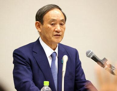 Japonia z nowym premierem. Yoshihide Suga zastąpi Shinzo Abego