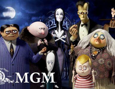 """""""Rodzina Addamsów"""" podczas obiadu. Producent pokazał materiał z nowego..."""