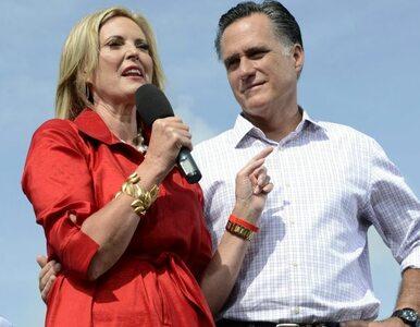 Ann Romney przesądzi o losach kampanii w USA?