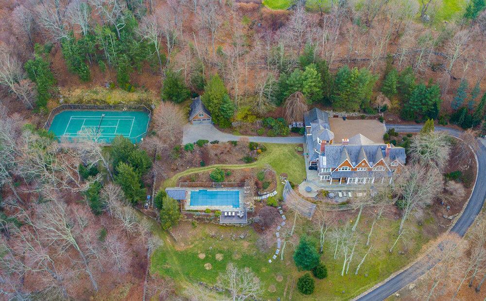 Dom Bruce'a Willis'a Dom Bruce'a Willis'a wystawiony na sprzedaż
