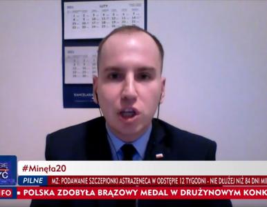 Adam Andruszkiewicz o Donaldzie Tusku: Wypisuje jakieś farmazony
