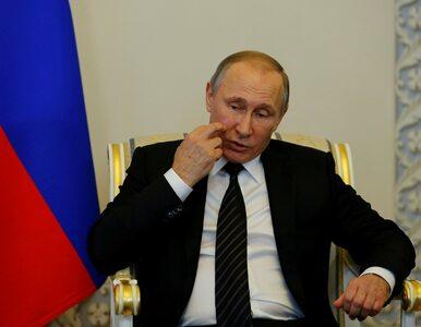 """Putin chwali FSB. """"W tym roku zapobiegli 10 zamachom terrorystycznym"""""""