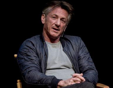 Agent DEA: Sean Penn powinien siedzieć za kratkami. Aktor przeszkodził w...
