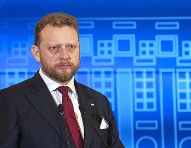 Sondaż. Polacy ufają ministrowi zdrowia Łukaszowi Szumowskiemu