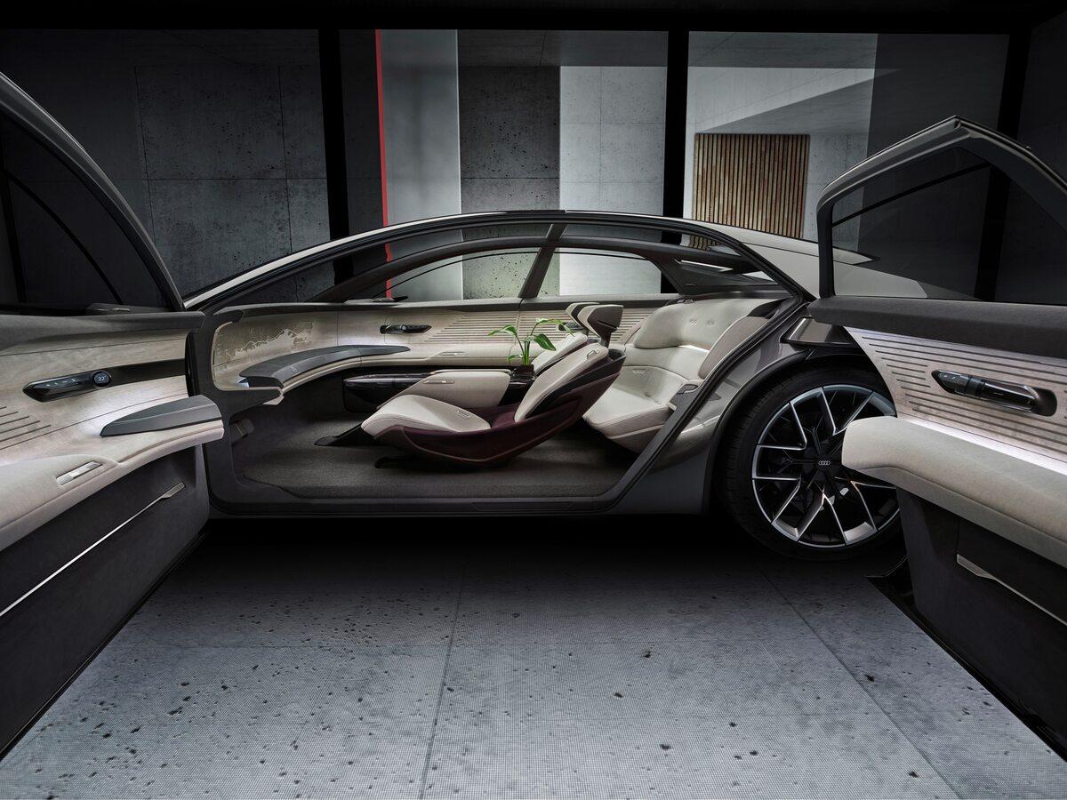 Audi Grandsphere Concept