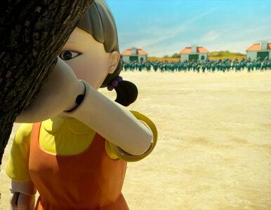 """""""Squid Game"""" – zdjęcia z serialu Netfliksa"""