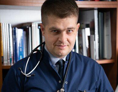 """Czasem pacjent powinien być trochę niepokorny – mówi dla """"Wprost"""" prof...."""