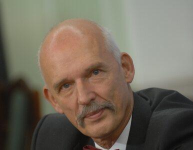 Kreml chce współpracować z... Januszem Korwin-Mikkem