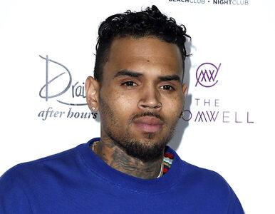 Chris Brown aresztowany w Paryżu. Miał dopuścić się gwałtu
