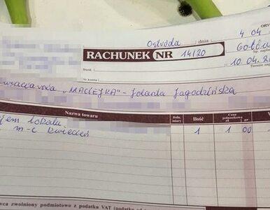 """Solidarność podczas epidemii. Kwiaciarka dostała rachunek za wynajem: """"1..."""