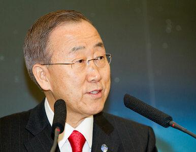 Szef ONZ odwiedzi Koreę Północną