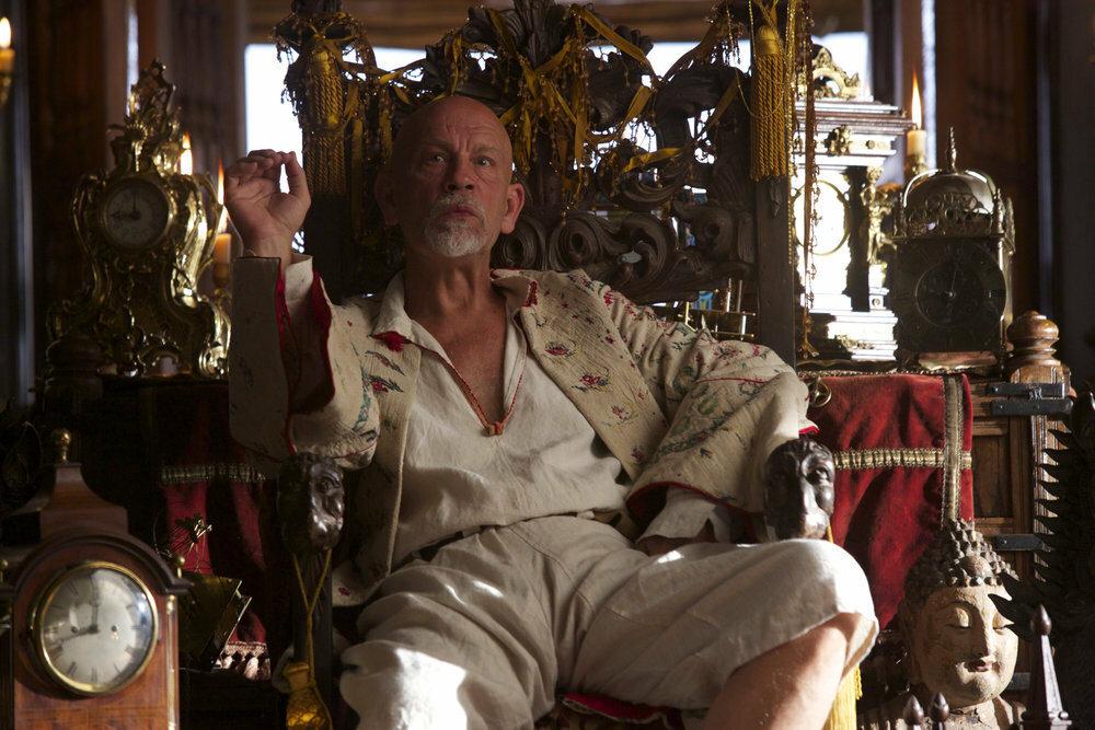 John Malkovich zagrał w produkcji: