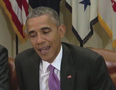 Obama o zarzutach dla policjantów z Baltimore: Sprawiedliwości musi stać...