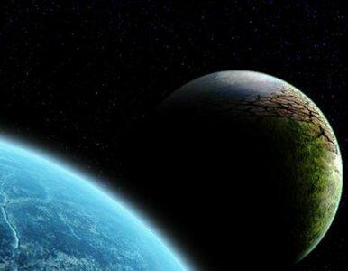 Astronomowie: na tych trzech planetach mogło rozwinąć się życie