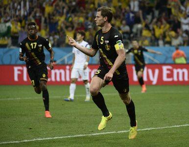MŚ 2014: Belgia zakończyła fazę grupową z kompletem punktów
