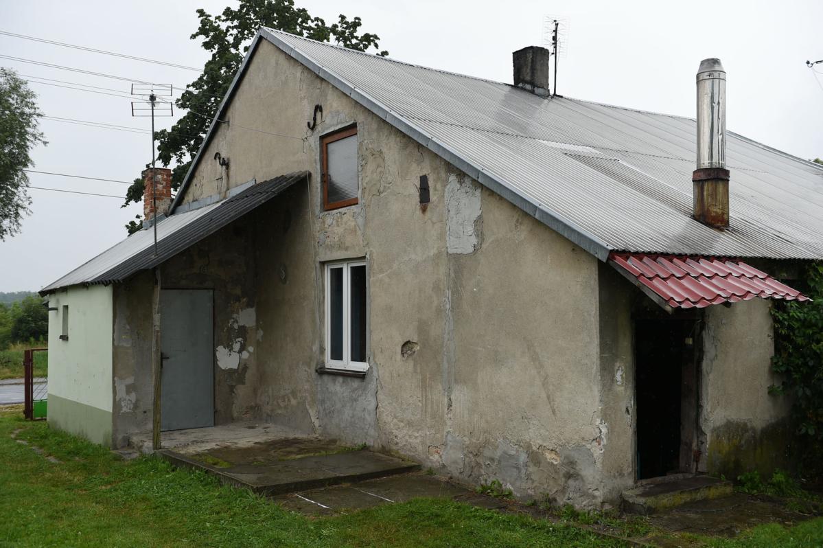 """Efekty remontu ekipy programu """"Nasz nowy dom"""" we wsi Siedlec"""