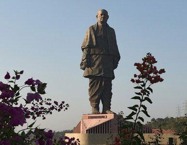 W Indiach odsłonięto najwyższy pomnik świata