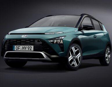Zupełnie nowy Hyundai Bayon. Mały SUV z Korei