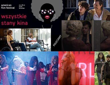 American Film Festival 2018 - polecane!