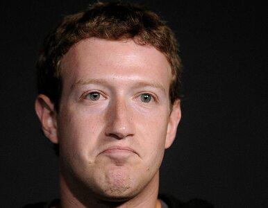 Minister bezpieczeństwa: Zuckerberg ma na rękach krew zamordowanego...