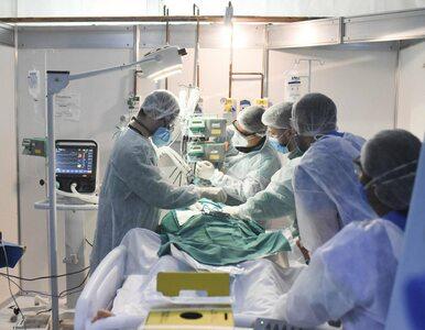 Brazylia. Ponad 33 tys. nowych zakażeń koronawirusem w ciągu doby