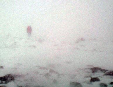 Wichura i śnieżyce w Rumunii