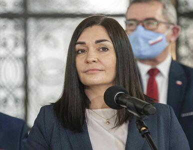 Jadwiga Emilewicz odeszła z partii. Jest reakcja Porozumienia