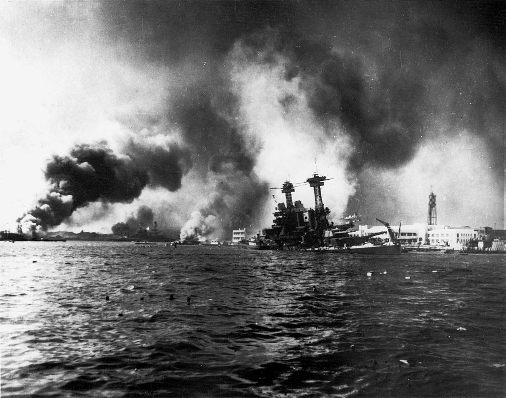 W którym roku Stany Zjednoczone włączyły się do II wojny światowej?