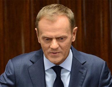 Tusk obiecuje: nie zabraknie mi kompetencji