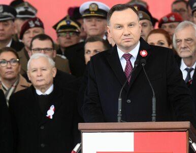 """Kaczyński wezwał do """"obywatelskiej"""" obrony kościołów. Prezydent w..."""
