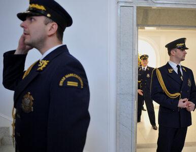 Straż Marszałkowska z większymi uprawnieniami. Funkcjonariusze będą...