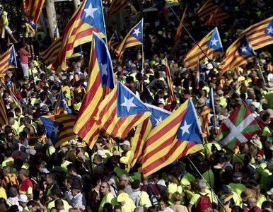 """Katalonia namawia do głosowania na """"tak"""". Ruszyła kampania referendalna"""