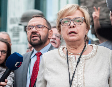 RMF FM: Prof. Małgorzata Gersdorf bez zaproszenia na obchody 100-lecia...