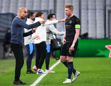 Liga Mistrzów. Manchester City kontra Borussia Mönchengladbach w...