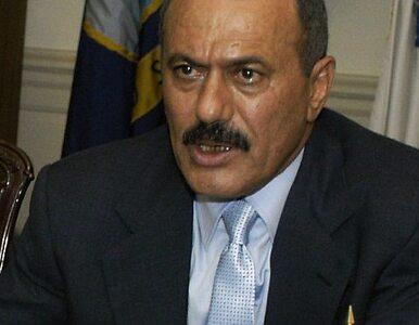 Prezydent Jemenu: większość ludzi mnie popiera