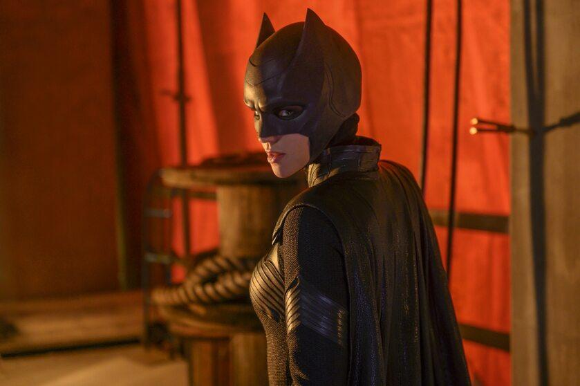 "Kadr z serialu ""Batwoman"""