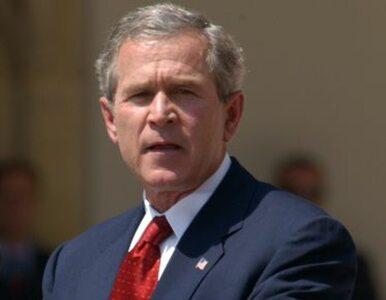 Bush dostał pieniądze na wojnę